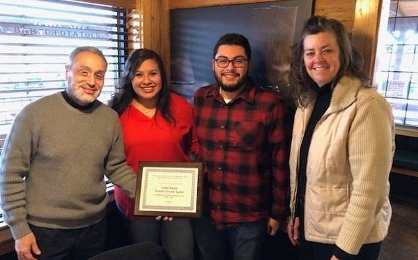 Welcome Pioneers' Club Chamber Member State Farm – Loreto Arzola Agent