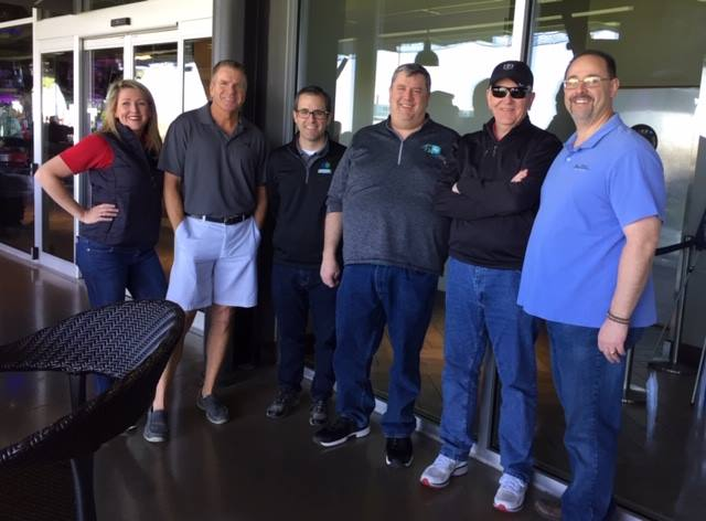 GMACC Golf outing at Top Golf